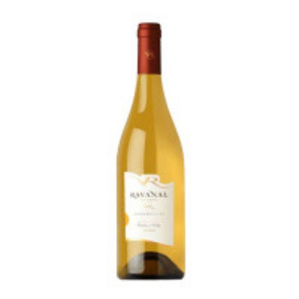 Oferta de Vinho Branco Chileno Ravanal Reserva Chardonay 750ml por R$39,99