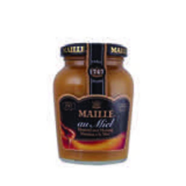 Oferta de Mostarda Honey Maille - 230g por R$28,99