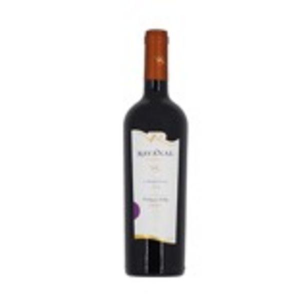 Oferta de Vinho Ravanal Reserva Camernere - 750ml por R$39,99