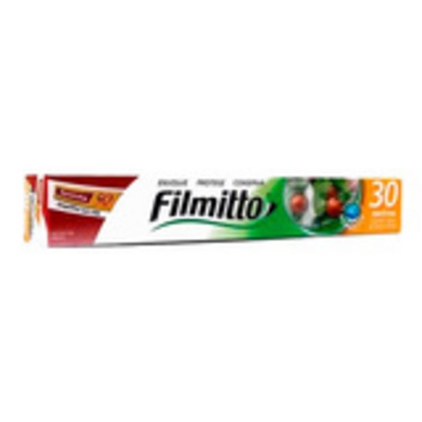 Oferta de Filme para Alimento Filmito 30m por R$9,99