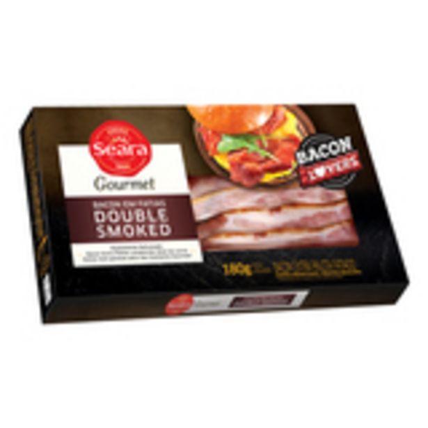 Oferta de Bacon Double Smoked Seara - 180g por R$19,99