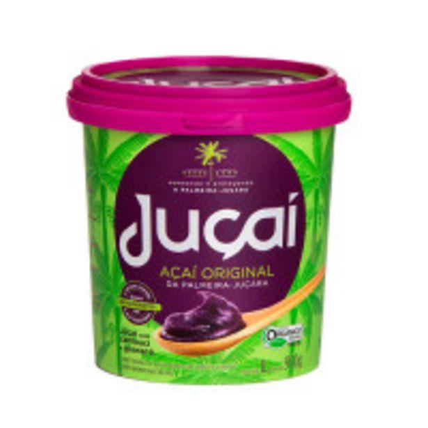 Oferta de Açai Jucai Orgânico Cambuci e Guaraná - 1020ml por R$29,99