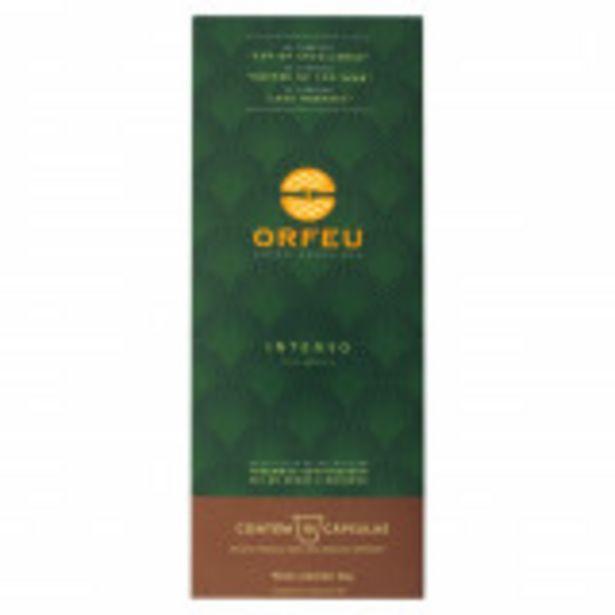 Oferta de Café em Cápsula Torrado e Moído Intenso Orfeu Caixa 50g 10 Unidades por R$19,99