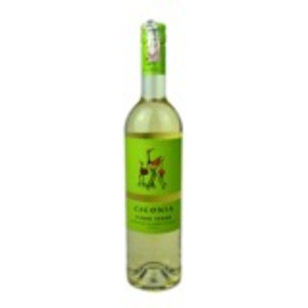 Oferta de Vinho Verde Português Ciconia - 750ml por R$79,99