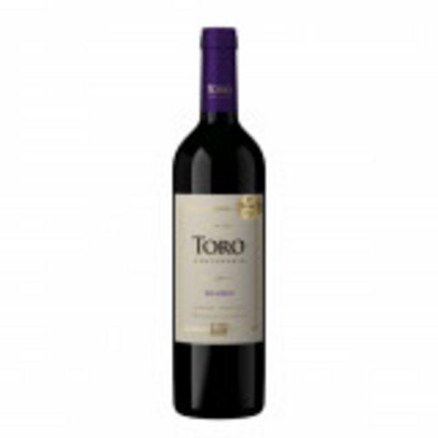 Oferta de Vinho Toro Centenário Malbec – 750ml por R$42,99