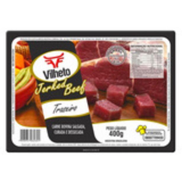 Oferta de Jerked Beef Bovino Traseiro Vilheto 400g por R$22,99