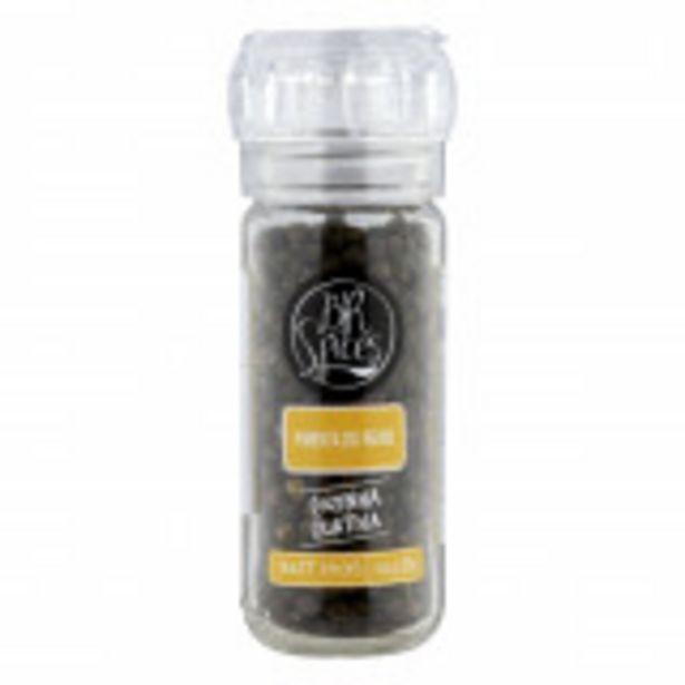 Oferta de Pimenta do Reino com Moedor Br Spices  - 50g por R$20,99