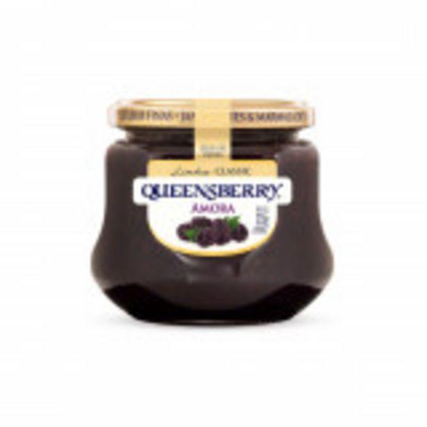 Oferta de Geleia Amora Queensberry Classic Vidro 320g por R$18,99
