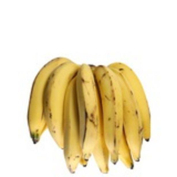 Oferta de Banana da Terra - 1 unidade por R$2