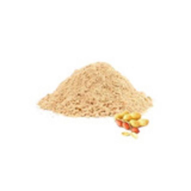 Oferta de Amendoim Torrado Moido - 200g por R$6,98