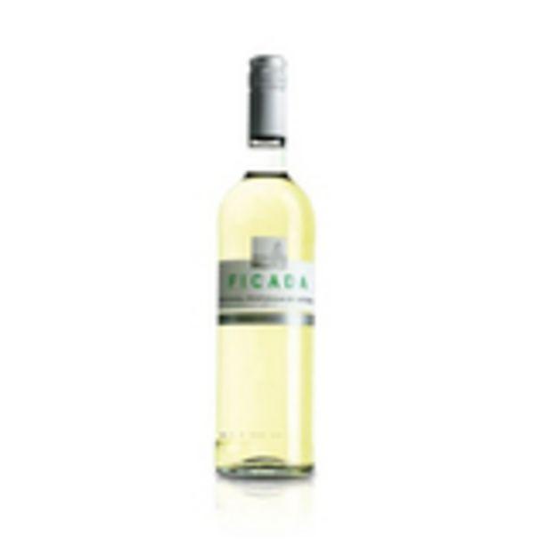 Oferta de Vinho Branco Português Ficada - 750ml por R$29,99