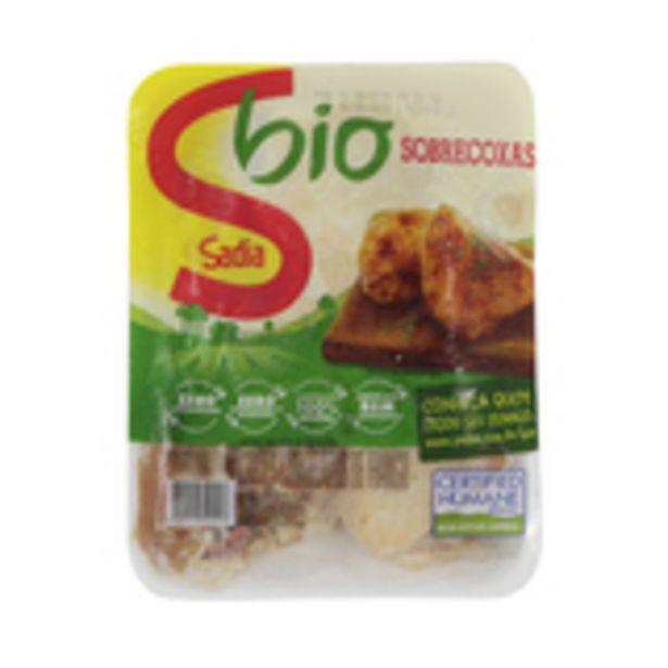 Oferta de Sobrecoxa de Frango Bio Sadia 1kg por R$13,99