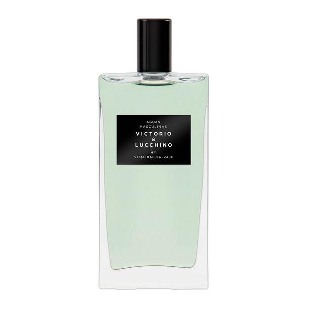 Oferta de VICTORIO & LUCCHINO Perfume Victorio & Lucchino Nº 1 Vitalidad Selvaje Masculino Eau de Toilette por R$100