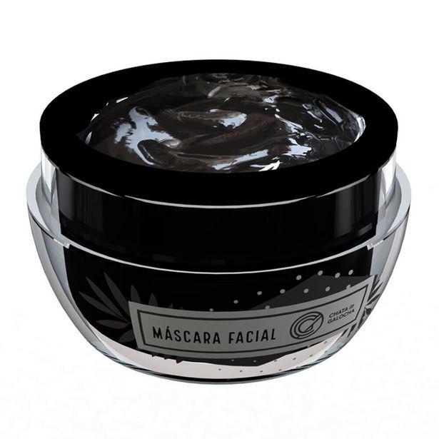 Oferta de TB MAKE Máscara Facial de Carvão Ativado by Chata De Galocha por R$60