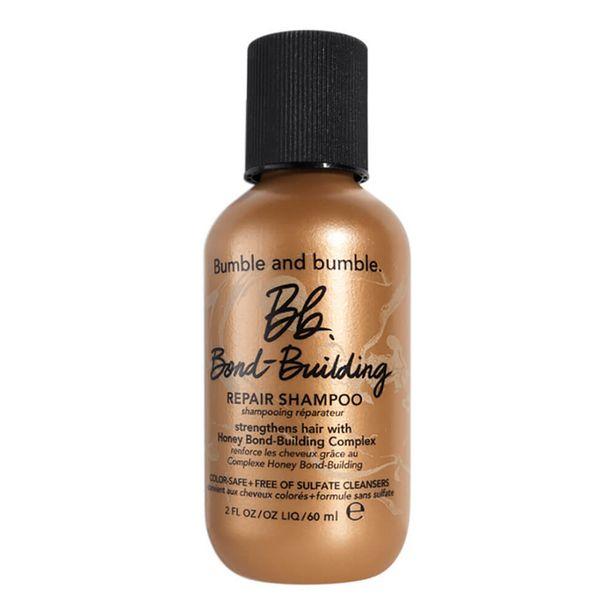 Oferta de BUMBLE AND BUMBLE Shampoo de Reparação Bumble anda Bumble Glow Bond Bulding Travel Size por R$51