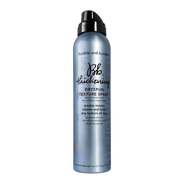 Oferta de BUMBLE AND BUMBLE Spray de Textura Bumble and Bumble Thickening Dryspun por R$71