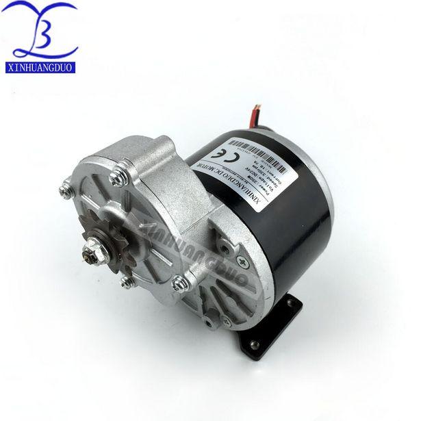 Oferta de Engrenagem motor da escova do motor de bicicleta elétrica por R$152,25