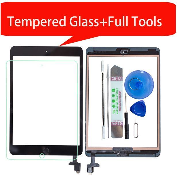 Oferta de Digitalizador touch screen + conector de chip ic por R$58,25