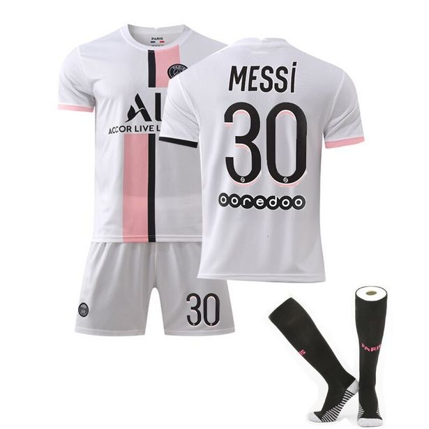 Oferta de 2021 crianças adultos conjuntos de camisas de futebol survetement kits de futebol masculino criança correndo jaquetas treinamento esportivo uniformes treino terno por R$130,01
