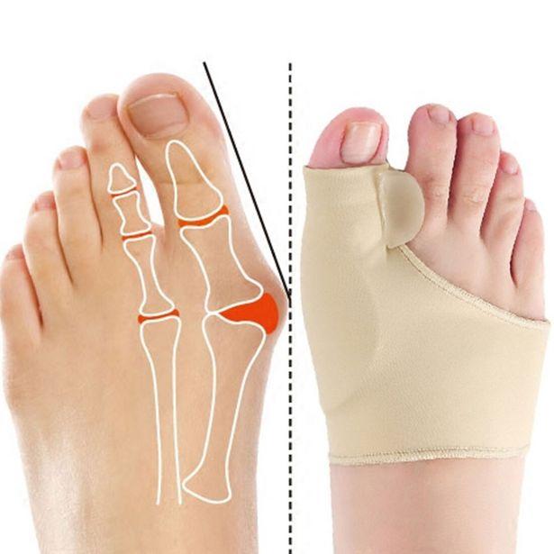 Oferta de Corretor ortopédico de pés para correção de osso por R$5,21