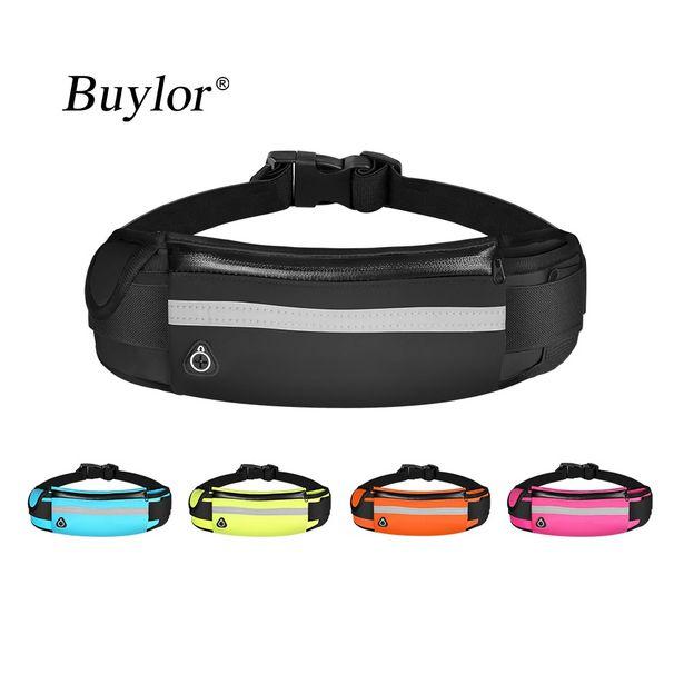 Oferta de Buylor-bolsa de cintura para esportes por R$18,99