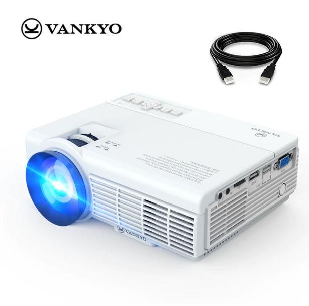 Oferta de Mini projetor vankyo leisure 3 hd por R$428,07