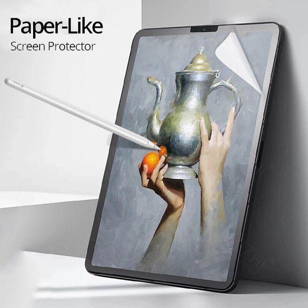 Oferta de Protetor de tela para celular por R$18,46