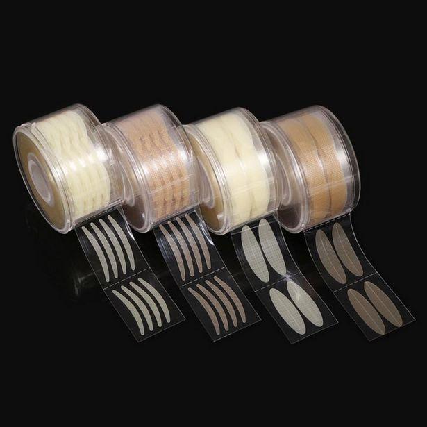Oferta de Fita adesiva de pálpebras duplas por R$18,41