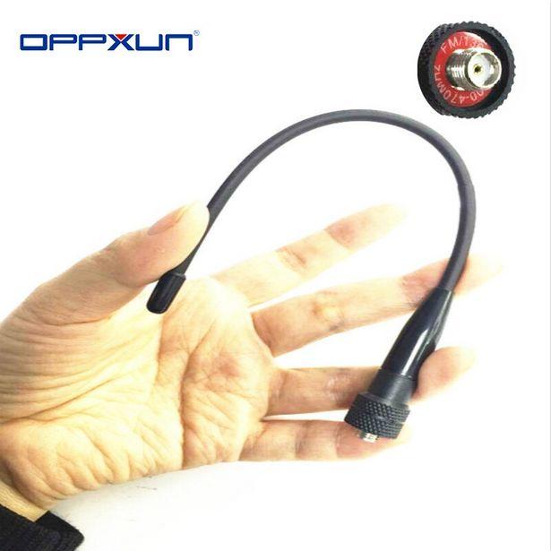 Oferta de Antena de rádio portátil oppxun por R$18,28