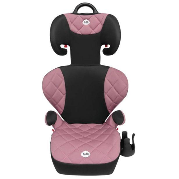 Oferta de Cadeira Auto Tutti Baby 06300.02 Triton Rosa SE por R$294,9