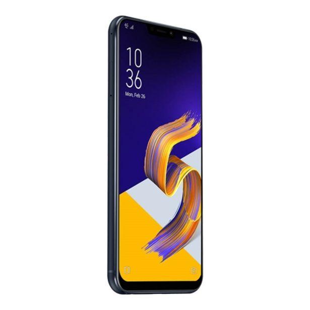 Oferta de Smartphone Asus Zenfone 5 Preto 1A046BR 128GB Câmera 12MP+8MP por R$2499