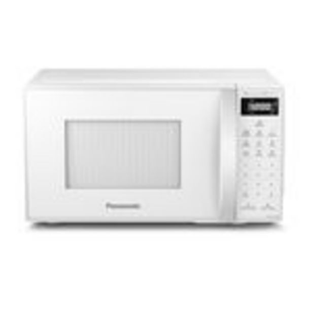 Oferta de Micro-ondas Panasonic ST25L 21L Branco por R$549,9