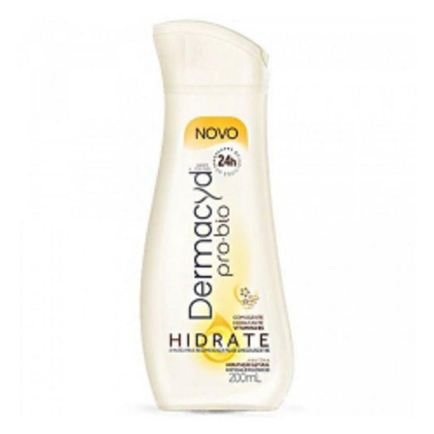 Oferta de Sabonete Dermacyd Hidrate Pro-bio 200ml por R$20,95