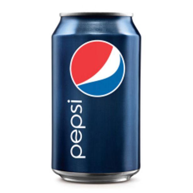 Oferta de Pepsi Lata 350ml por R$2,49