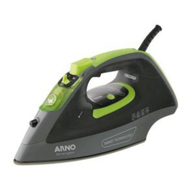 Oferta de Ferro de passar roupas Arno FSC1 Smartgliss por R$349