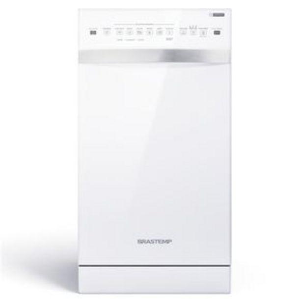 Oferta de Lava-Louças 10 Serviços Brastemp Branco com Ciclo Pesado   - BLF10BB por R$4329