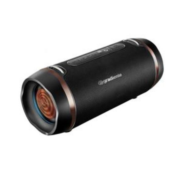 Oferta de Speaker Xplosion Gradiente Cobre Collection GSP200 por R$649