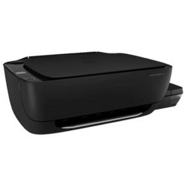 Oferta de Multifuncional Tanque de Tinta HP 416 Wireless - Impressora, Copiadora, Scanner por R$1199