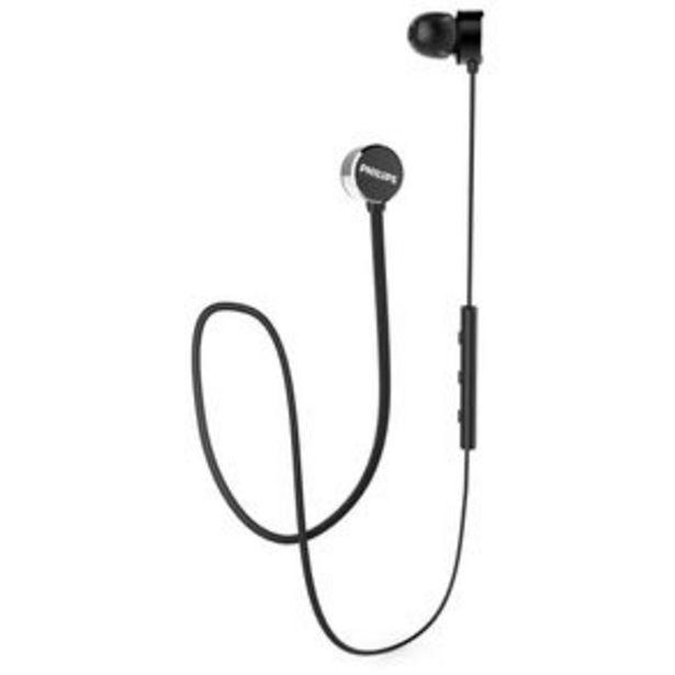 Oferta de Fone de Ouvido Philips Bluetooth 5 MW por R$149