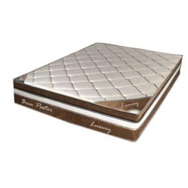 Oferta de Colchão de Molas Casal Luxury D26 138x188x32 por R$1799