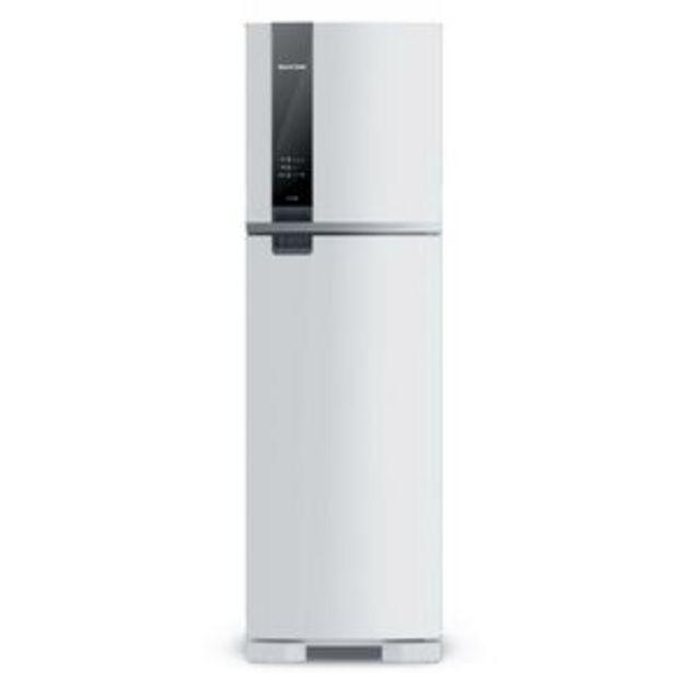 Oferta de Geladeira Brastemp Frost Free Duplex 375 litros com Espaço Adapt - BRM45HB por R$3049