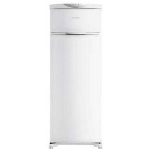 Oferta de Freezer Vertical Brastemp Flex Frost Free 228 Litros - BVR28MB por R$3519