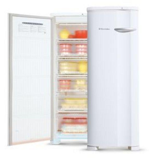 Oferta de Freezer Vertical 1 porta Electrolux FE22 173 Litros por R$2899