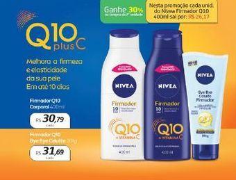 Oferta de Firmador Q10 Corporal 400ml por R$30,79
