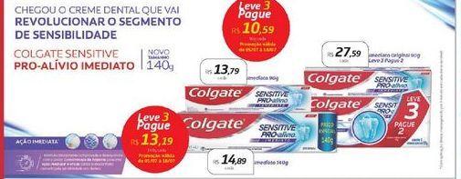 Oferta de Creme dental Colgate 90 g por R$13,79