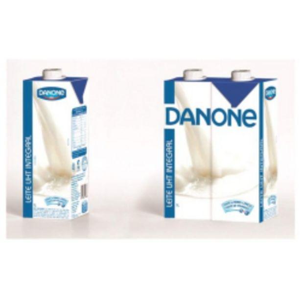 Oferta de Leite Danone 1l Edge Integral por R$4,39