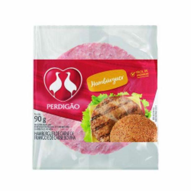 Oferta de Hambúrger Perdigão De Carne Bovina E De Ave 56g por R$1,79