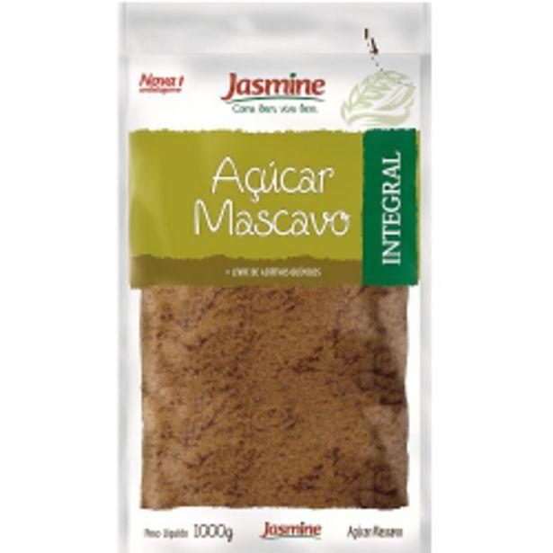 Oferta de Açúcar Mascavo Jasmine 1k por R$19,39