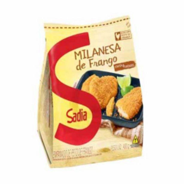 Oferta de Peito Frango Sadia Empanado  por R$16,98