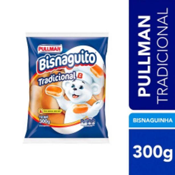 Oferta de Bisnaguinha Pullman Bisnaguito 300g por R$6,79
